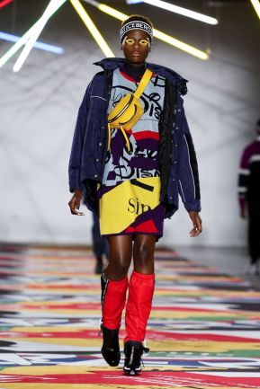 Iceberg Womenswear Menswear Fall Winter 2019 London17
