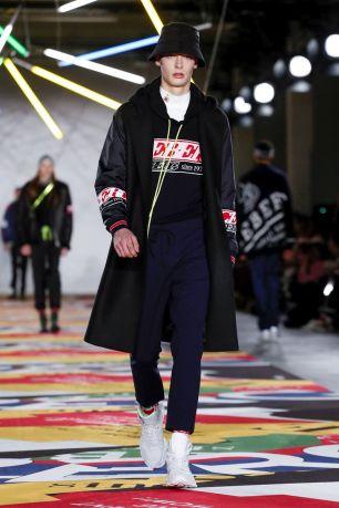 Iceberg Womenswear Menswear Fall Winter 2019 London22