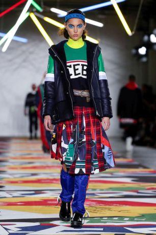 Iceberg Womenswear Menswear Fall Winter 2019 London28