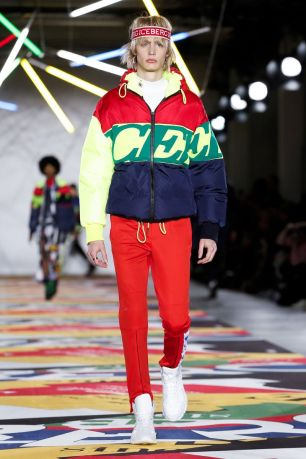 Iceberg Womenswear Menswear Fall Winter 2019 London3