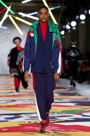Iceberg Womenswear Menswear Fall Winter 2019 London31