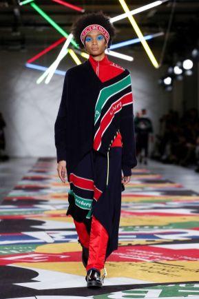 Iceberg Womenswear Menswear Fall Winter 2019 London32