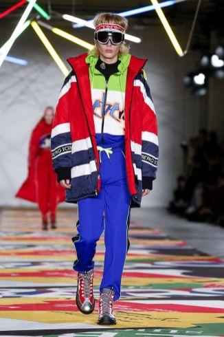 Iceberg Womenswear Menswear Fall Winter 2019 London35