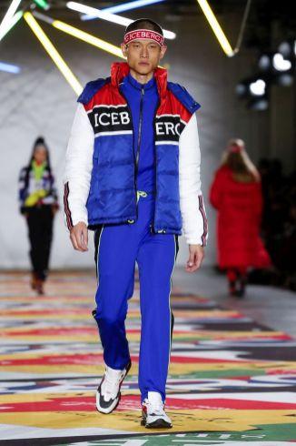 Iceberg Womenswear Menswear Fall Winter 2019 London38