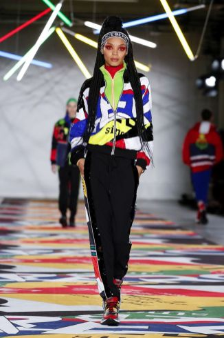 Iceberg Womenswear Menswear Fall Winter 2019 London39