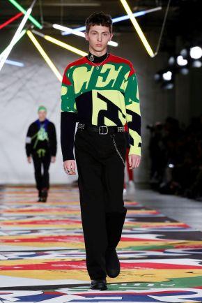Iceberg Womenswear Menswear Fall Winter 2019 London6