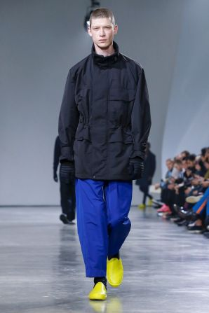 Issey Miyake Menswear Fall Winter 2019 Paris13