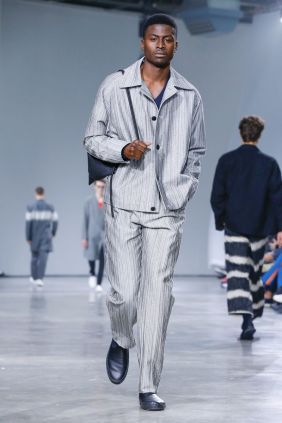 Issey Miyake Menswear Fall Winter 2019 Paris15