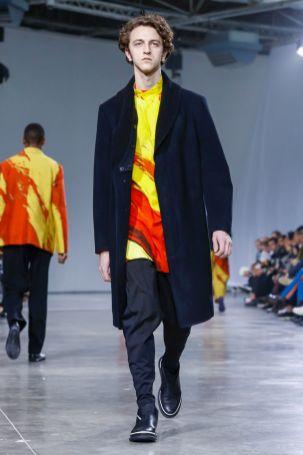 Issey Miyake Menswear Fall Winter 2019 Paris16