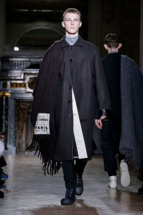 Jil Sander Menswear Fall Winter 2019 Paris23