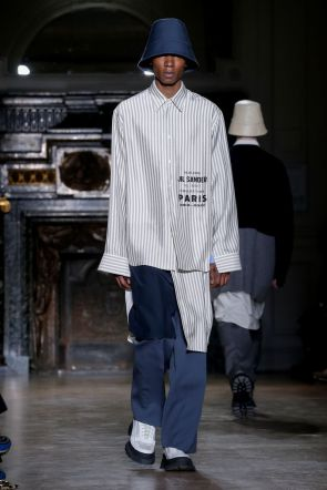 Jil Sander Menswear Fall Winter 2019 Paris27