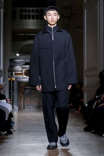 Jil Sander Menswear Fall Winter 2019 Paris29