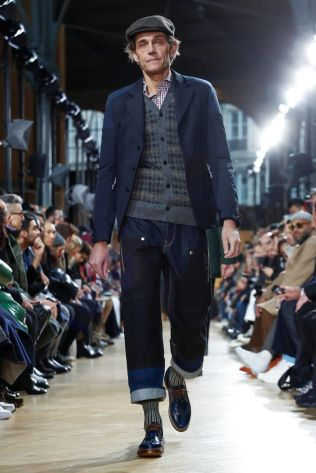 Junya Watanabe Menswear Fall Winter 2019 Paris36
