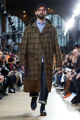 Junya Watanabe Menswear Fall Winter 2019 Paris4