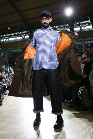 Junya Watanabe Menswear Fall Winter 2019 Paris45