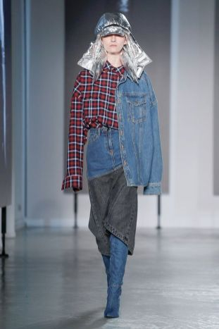 Juun.J Menswear Fall Winter 2019 Paris19