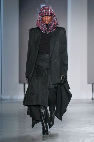 Juun.J Menswear Fall Winter 2019 Paris3