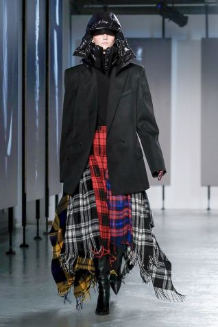 Juun.J Menswear Fall Winter 2019 Paris4
