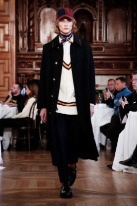 Kent & Curwen Fall Winter 2019 London11