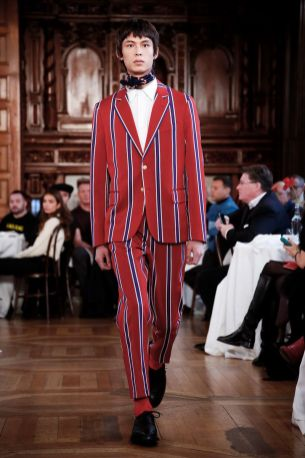 Kent & Curwen Fall Winter 2019 London20