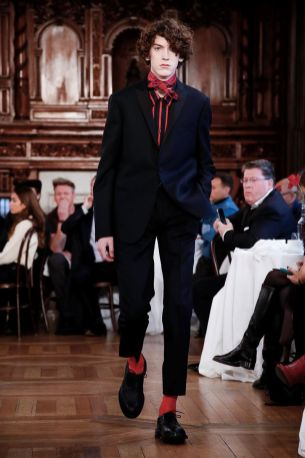 Kent & Curwen Fall Winter 2019 London21