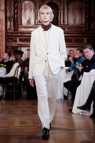 Kent & Curwen Fall Winter 2019 London27