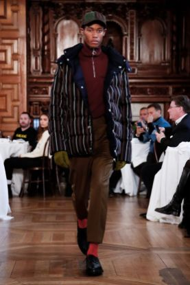 Kent & Curwen Fall Winter 2019 London7