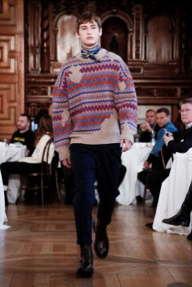 Kent & Curwen Fall Winter 2019 London8