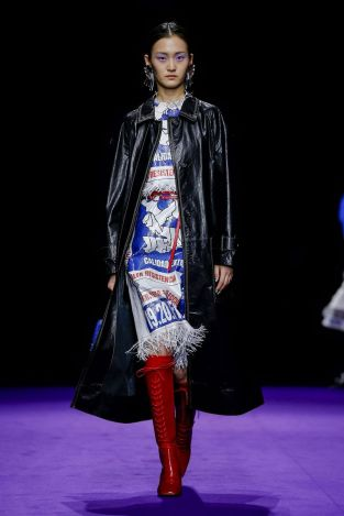 Kenzo Men & Women Fall Winter 2019 Paris24