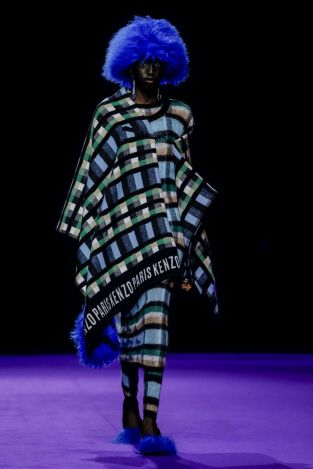 Kenzo Men & Women Fall Winter 2019 Paris38