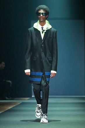 Les Hommes Menswear Fall Winter 2019 Milan1
