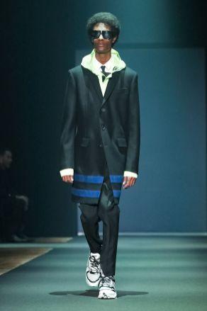 Les Hommes Menswear Fall Winter 2019 Milan1