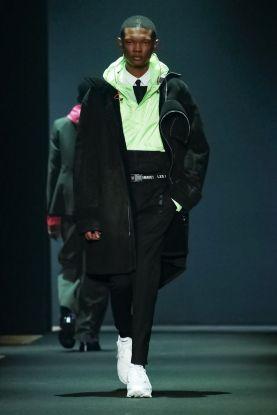 Les Hommes Menswear Fall Winter 2019 Milan10