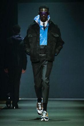 Les Hommes Menswear Fall Winter 2019 Milan11