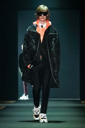 Les Hommes Menswear Fall Winter 2019 Milan16