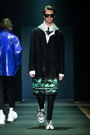 Les Hommes Menswear Fall Winter 2019 Milan24