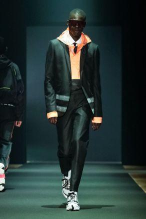 Les Hommes Menswear Fall Winter 2019 Milan3