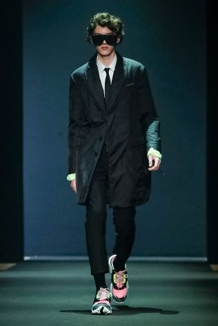 Les Hommes Menswear Fall Winter 2019 Milan38