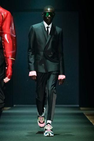 Les Hommes Menswear Fall Winter 2019 Milan40