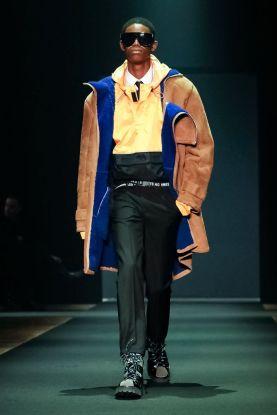 Les Hommes Menswear Fall Winter 2019 Milan8