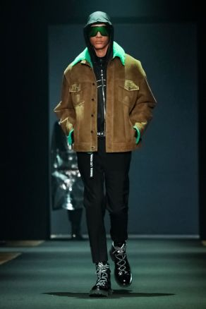 Les Hommes Menswear Fall Winter 2019 Milan9