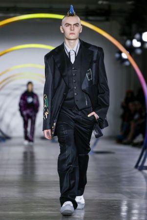 Liam Hodges Menswear Fall Winter 2019 London22