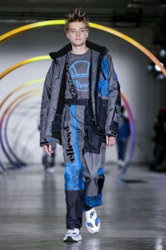 Liam Hodges Menswear Fall Winter 2019 London26