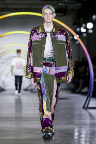 Liam Hodges Menswear Fall Winter 2019 London29