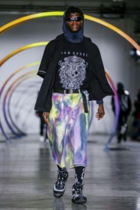 Liam Hodges Menswear Fall Winter 2019 London3