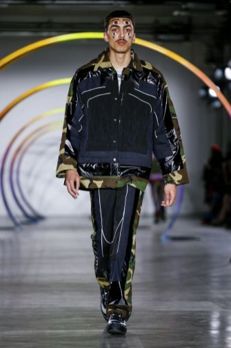 Liam Hodges Menswear Fall Winter 2019 London30