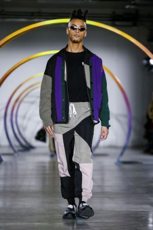 Liam Hodges Menswear Fall Winter 2019 London4