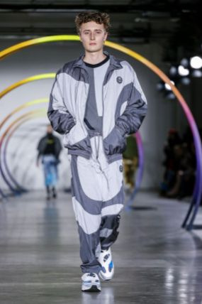 Liam Hodges Menswear Fall Winter 2019 London5