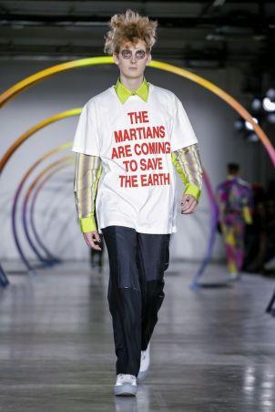 Liam Hodges Menswear Fall Winter 2019 London6