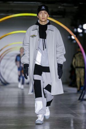 Liam Hodges Menswear Fall Winter 2019 London7